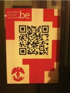 twitpic qr code geoffroy coomans