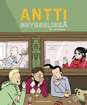 Cover de l'album Antti