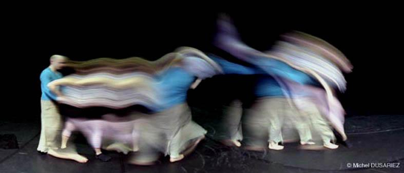 Michel Dusariez People in motion