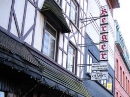 Hôtel Berger - Hôtel de passe