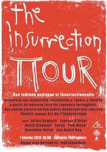 Insurrection Tour