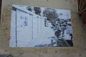 Street Arti in Ixelles