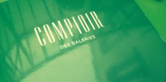 Comptoir des Galeries logo