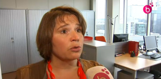 Cécile Jodogne, secrétaire d'État bruxelloise et échevine empêchée de Schaerbeek