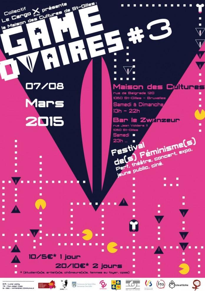 Affiche Games Ovaires