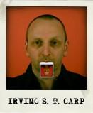 Autoportrait au Polaroïd - I- IRVING S.T. GARP