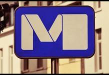 Logo Métro Stib