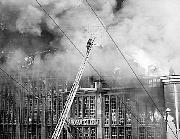 Innovation Incendie 1967