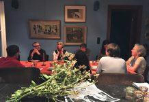 Chez Véronique Toefaert, on mange bien