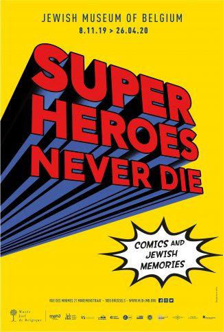 Super heroes never die