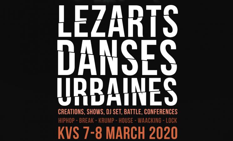 Lezarts danses urbaines